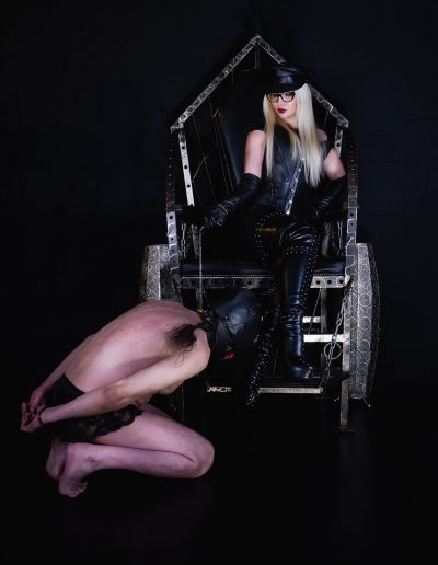 throne domme