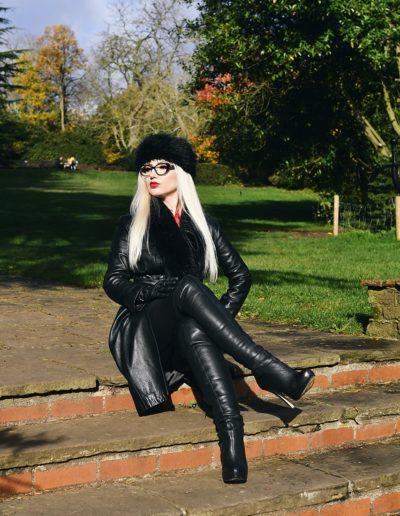 leather mistress london
